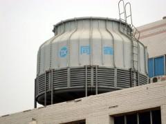 开式玻璃钢冷却塔