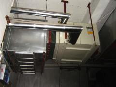 吊顶式空气处理机组安装