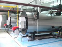 锅炉水管路系统安装