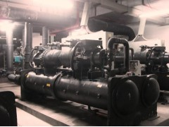水源热泵系统安装