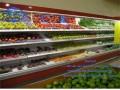 超市蔬果风幕柜