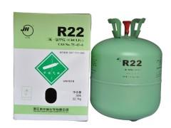 巨化R22, 试用往复式压缩机最好的制冷剂