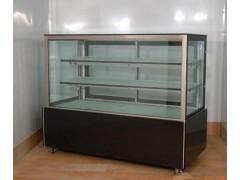 日式双层直角蛋糕冷柜