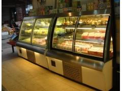 欧式弧形蛋糕柜