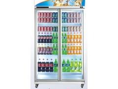 玻璃门饮料展示柜