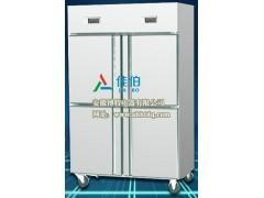 不锈钢厨房冷冻冷藏冰柜