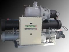 防爆工业螺杆冷水机