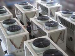 风冷模块式冷(热)机组