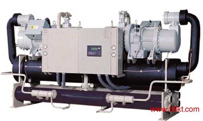 逆流式地源热泵机组