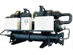 逆流式水源热泵机组
