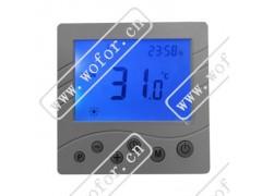 地暖室控液晶式温控器
