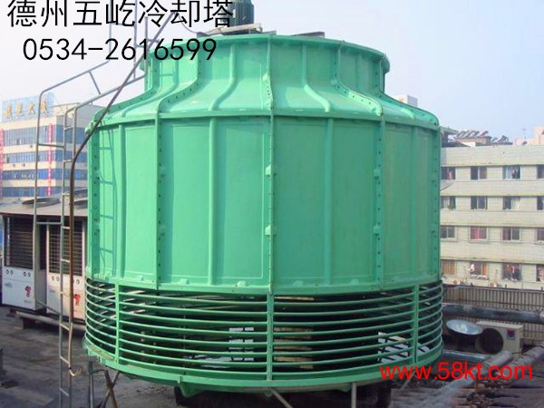 滨州玻璃钢冷却塔