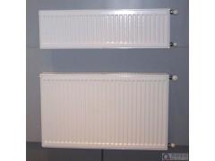 辐射加对流的钢制板式散热器