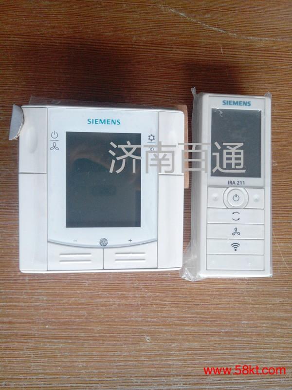 西门子数字温控器