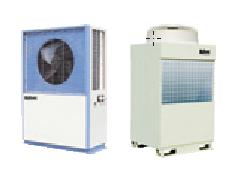 小型风冷冷水/热泵机组整体系列