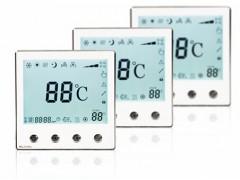 意利法采暖液晶温控器