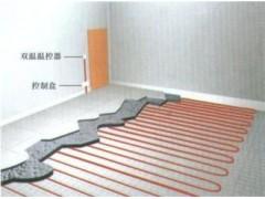 发热电缆地暖