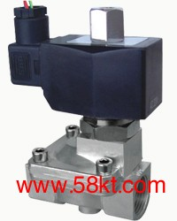 SLP不锈钢常开型电磁阀