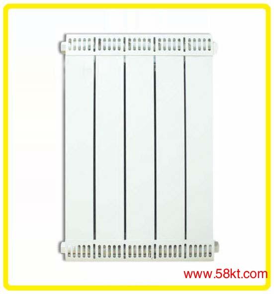 胀压工艺钢铝复合散热器