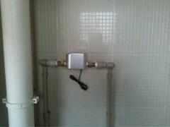 感应式IC卡单位浴室计量控制器