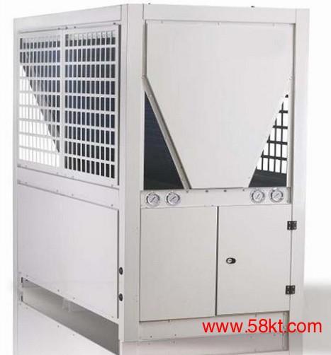 超低温空气源模块冷热水机组