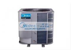 美的空气能热水器中央热水系统