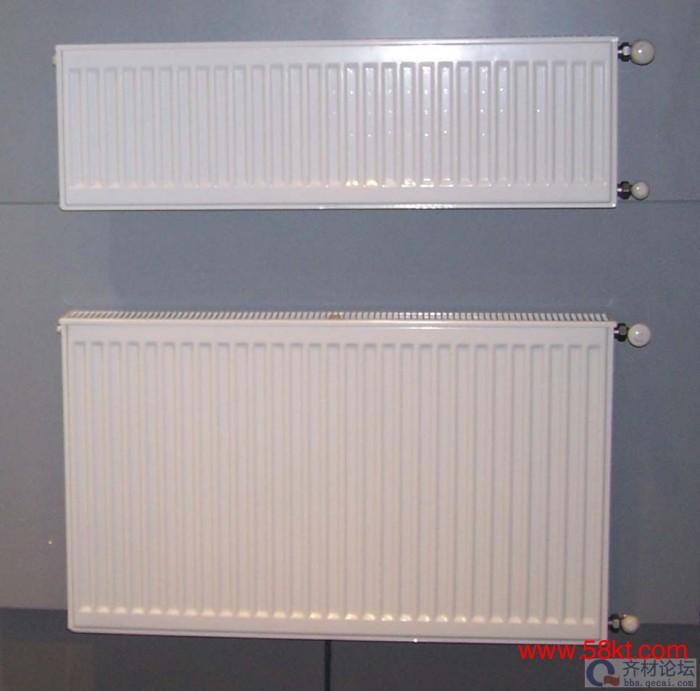 散热器德恩普钢制板式散热器