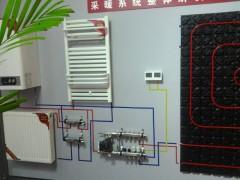 散热器采暖系统