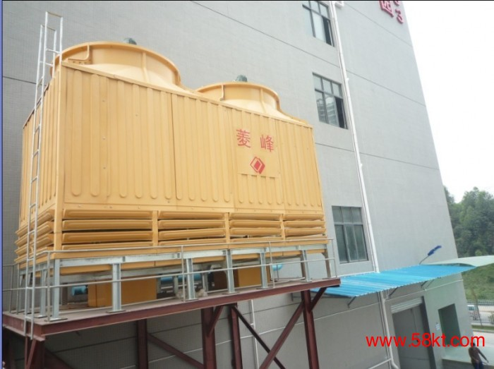 四川成都大酒店专用横流式冷水塔