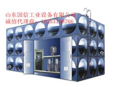 箱式供水设备--山东国信