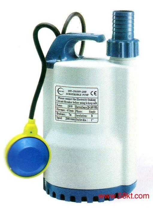 意捷塑料潜水泵