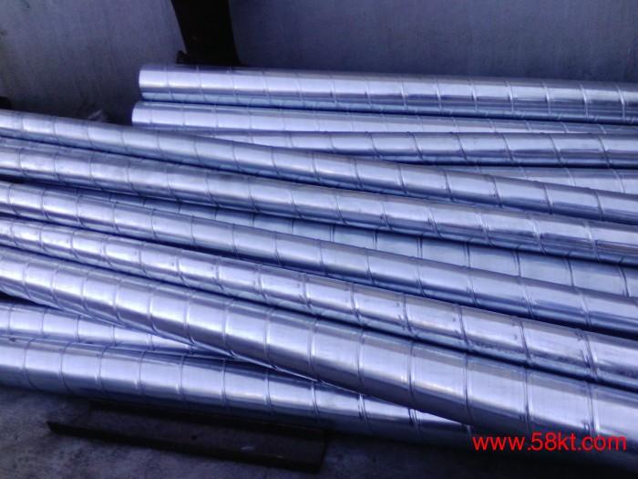 青岛白铁风管加工