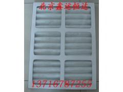 机房空调铝框双面铁丝过滤网