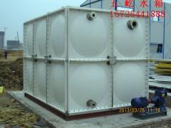 玻璃钢热水箱