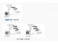 成都大金中央空调3MX/4MX