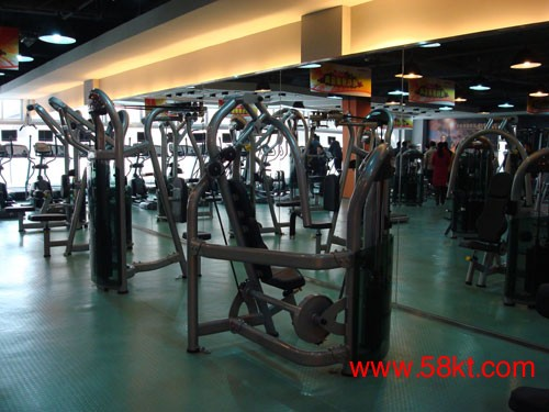 健身房通风设备