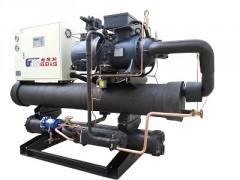 螺杆式冷冻机超低温冷水机组