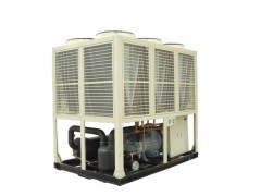 风冷螺杆式(热回收)冷热水机组, 适用于大型场所