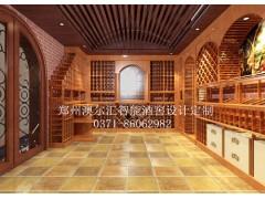 开封酒窖设计酒窖恒温恒湿空调