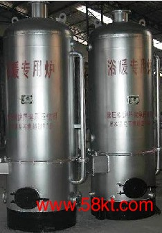 立式燃煤数控热水锅炉