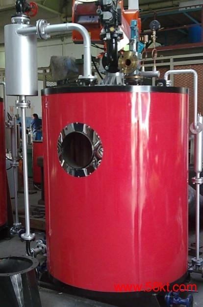 立式燃油气蒸汽(热水)锅炉
