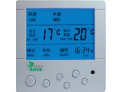 暗装液晶显示温控器