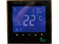 风机盘管触摸屏温控器(黑色)