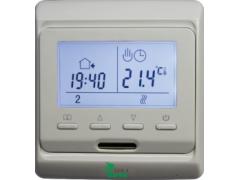 液晶数显采暖温控器