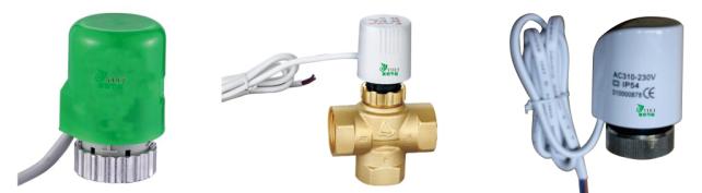 电热执行器(白)(绿)