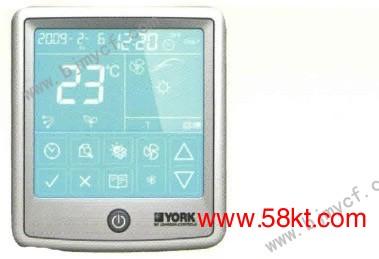 约克空调温度控制器