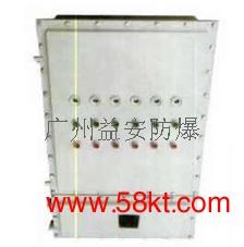 防爆立式照明控制箱