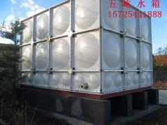 拼装式搪瓷钢板水箱