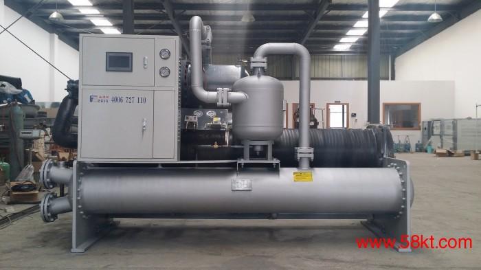热回收型水冷螺杆式冷水机组