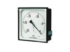 方型膜盒压力表
